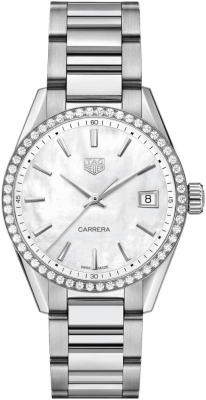 Tag Heuer Carrera Quartz 36mm wbk1316.ba0652 watch