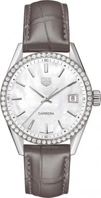 Tag Heuer Carrera Quartz 36mm wbk1316.fc8258 watch