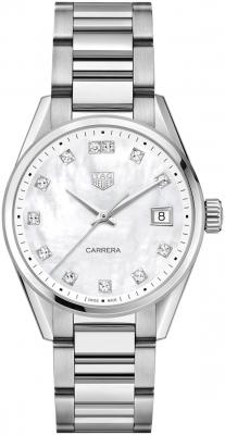 Tag Heuer Carrera Quartz 36mm wbk1318.ba0652 watch