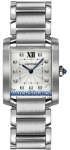 Cartier Tank Francaise Medium we110007 watch
