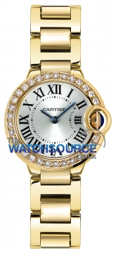 Cartier Ballon Bleu 28mm Ladies watch, model number - we9001z3, discount price of £20,988.00 from The Watch Source