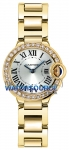 Cartier Ballon Bleu 28mm we9001z3 watch