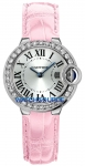 Cartier Ballon Bleu 28mm we900351 watch