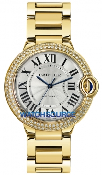 Cartier Ballon Bleu 36mm Ladies watch, model number - we9004z3, discount price of £32,120.00 from The Watch Source