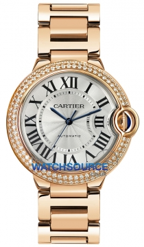 Cartier Ballon Bleu 36mm Ladies watch, model number - we9005z3, discount price of £32,384.00 from The Watch Source