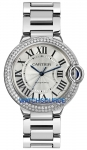 Cartier Ballon Bleu 36mm we9006z3 watch