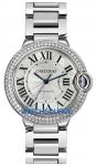 Cartier Ballon Bleu 36mm we9006z3 watch