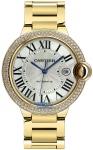 Cartier Ballon Bleu 42mm we9007z3 watch