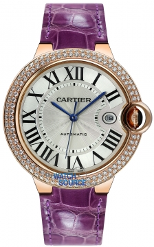 Cartier Ballon Bleu 42mm Mens watch, model number - we900851, discount price of £29,656.00 from The Watch Source