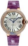 Cartier Ballon Bleu 42mm we900851 watch