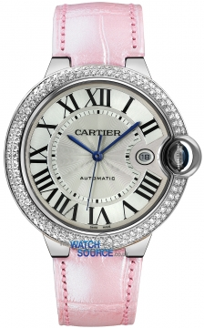 Cartier Ballon Bleu 42mm Mens watch, model number - we900951, discount price of £29,710.00 from The Watch Source
