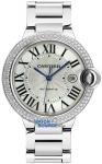 Cartier Ballon Bleu 42mm we9009z3 watch