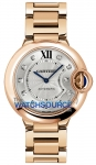 Cartier Ballon Bleu 36mm we902026 watch