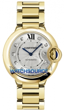 Cartier Ballon Bleu 36mm Ladies watch, model number - we902027, discount price of £19,590.00 from The Watch Source