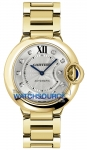 Cartier Ballon Bleu 36mm we902027 watch