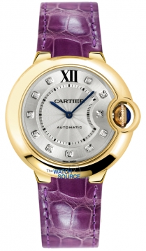Cartier Ballon Bleu 36mm Ladies watch, model number - we902028, discount price of £11,160.00 from The Watch Source