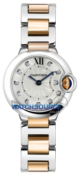 Cartier Ballon Bleu 28mm Ladies watch, model number - we902030, discount price of £5,310.00 from The Watch Source