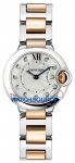 Cartier Ballon Bleu 28mm we902030 watch