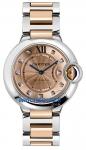 Cartier Ballon Bleu 36mm we902054 watch