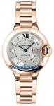 Cartier Ballon Bleu 33mm we902062 watch