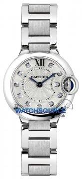 Cartier Ballon Bleu 28mm we902073 watch