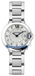 Cartier Ballon Bleu 28mm we902073 watch