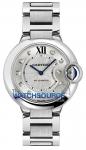 Cartier Ballon Bleu 36mm we902075 watch