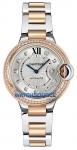 Cartier Ballon Bleu 33mm we902077 watch