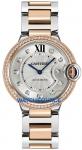 Cartier Ballon Bleu 36mm w3bb0004 watch