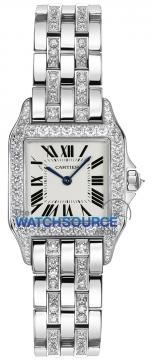 Cartier Santos Demoiselle - Small wf9003yc watch