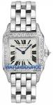 Cartier Santos Demoiselle - Midsize wf9004y8 watch