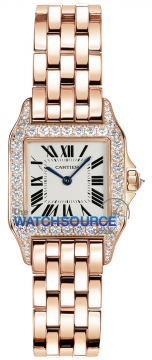 Cartier Santos Demoiselle - Small Ladies watch, model number - wf9008z8, discount price of £20,740.00 from The Watch Source