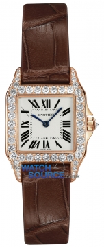 Cartier Santos Demoiselle - Small Ladies watch, model number - wf902006, discount price of £14,195.00 from The Watch Source