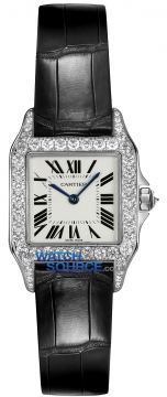 Cartier Santos Demoiselle - Small Ladies watch, model number - wf902007, discount price of £15,215.00 from The Watch Source