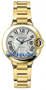 Buy this new Cartier Ballon Bleu 33mm wgbb0005 ladies watch for the discount price of £18,180.00. UK Retailer.