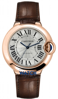 Buy this new Cartier Ballon Bleu 36mm wgbb0009 ladies watch for the discount price of £10,620.00. UK Retailer.