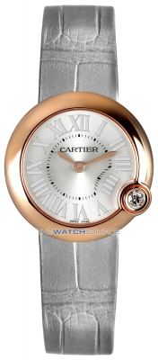 Cartier Ballon Blanc 30mm wgbl0005 watch