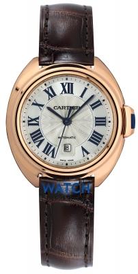Cartier Cle De Cartier Automatic 31mm wgcl0010 watch