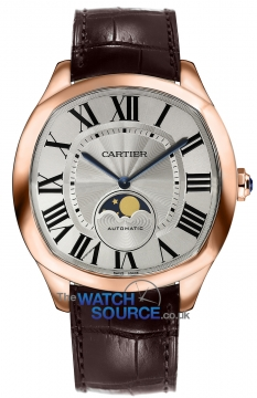 Buy this new Cartier Drive de Cartier wgnm0008 mens watch for the discount price of £16,380.00. UK Retailer.