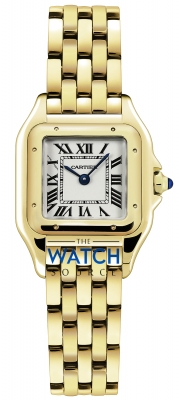 Buy this new Cartier Panthere de Cartier Small wgpn0008 ladies watch for the discount price of £15,390.00. UK Retailer.