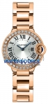 Cartier Ballon Bleu 28mm wjbb0015 watch