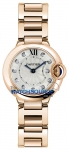 Cartier Ballon Bleu 28mm wjbb0016 watch