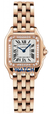 Buy this new Cartier Panthere de Cartier Small wjpn0008 ladies watch for the discount price of £18,270.00. UK Retailer.