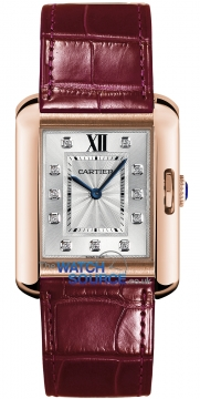 Cartier Tank Anglaise Medium Quartz wjta0009 watch