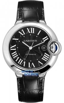 Buy this new Cartier Ballon Bleu 42mm wsbb0003 mens watch for the discount price of £4,815.00. UK Retailer.