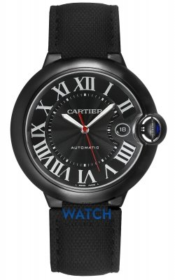 Cartier Ballon Bleu 42mm wsbb0015 watch