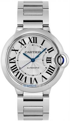 Cartier Ballon Bleu 36mm wsbb0048 watch