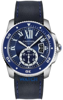 Cartier Calibre de Cartier Diver wsca0010 watch