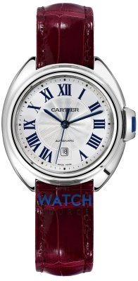 Buy this new Cartier Cle De Cartier Automatic 31mm wscl0016 ladies watch for the discount price of £3,510.00. UK Retailer.