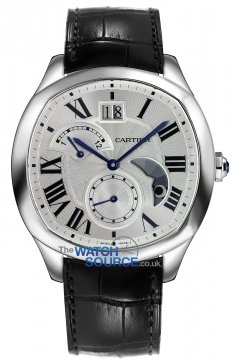Buy this new Cartier Drive de Cartier wsnm0005 mens watch for the discount price of £6,750.00. UK Retailer.